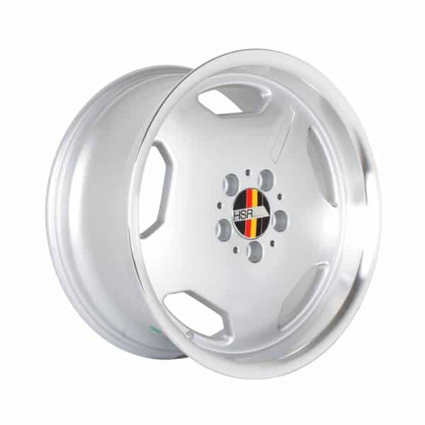 HSR Rostock Euro AM5270 Ring 17x8 H5x112 ET35 Silver Machine Lips1