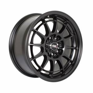 HSR Spider H1093 Ring 15x7 H8x100-114.3 ET38 Semi Matte Black1