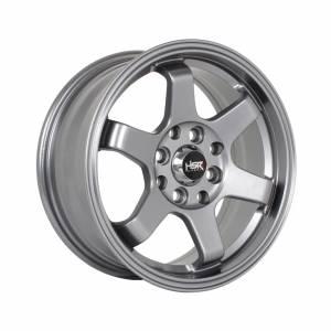 HSR Tokyo Ring 14x6 H8x100-114.3 ET35 Semi Matte Grey1