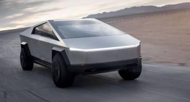 Inilah Desain Tesla Cybertruck yang Mencuri Perhatian!
