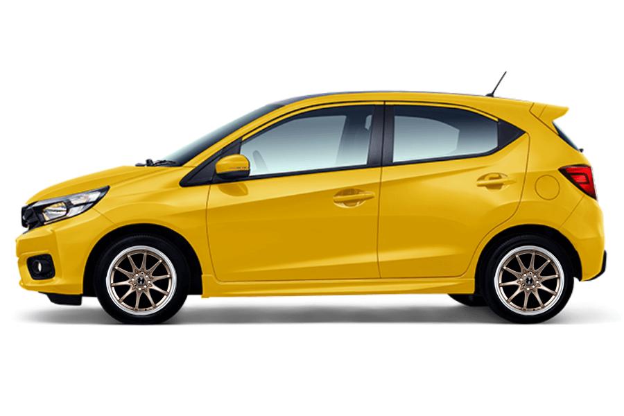 Modifikasi Mobil Honda All New Brio
