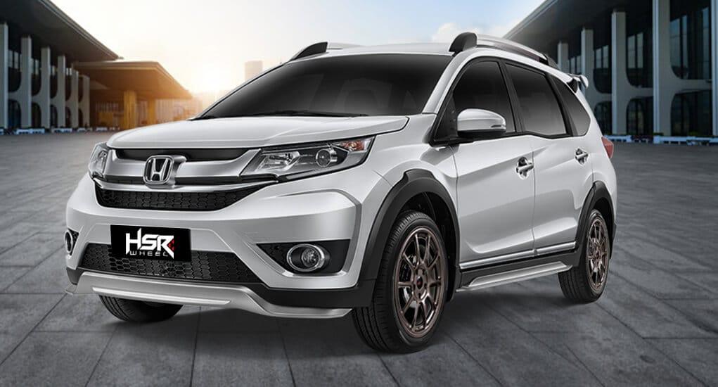 Modifikasi Mobil Honda BRV