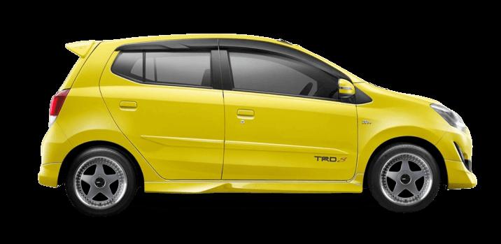 Modifikasi Mobil Toyota Agya