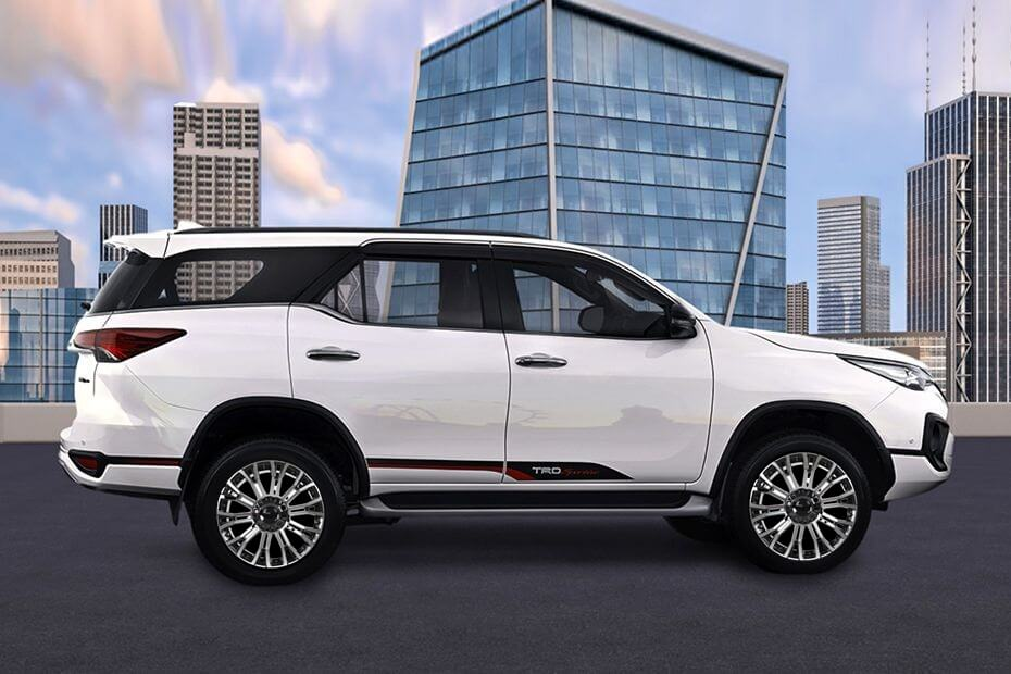 Modifikasi Mobil Toyota Fortuner