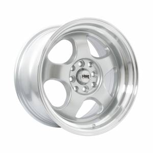HSR Brisket JD5903 Ring 16x7-8,5 H8x100-114,3 ET40-35 Silver Machine Lips1