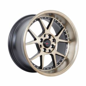 HSR Dogiyai H5043 Ring 16x7,5-8,75 H8x100-114,3 ET35-25 Bonze Oil Face1