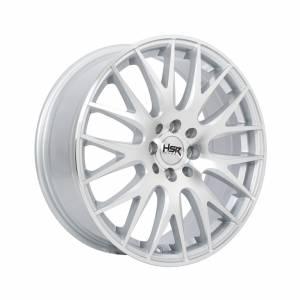HSR Nifty JD123 Ring 17x7,5 H8Xx00-114,3 ET45 Silver Machine Face1