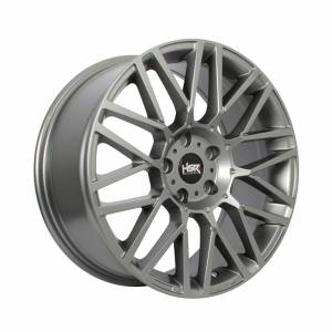 HSR Revenge JD8119 Ring 18x8 H5x114.3 ET42 Semi Matte Grey1