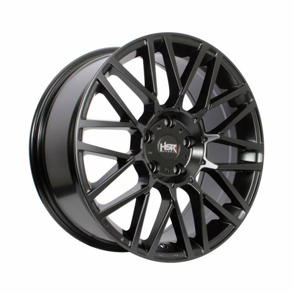 HSR Revenge JD8119 Ring 18x8 H5x114,3 ET42 Semi Matte Black1