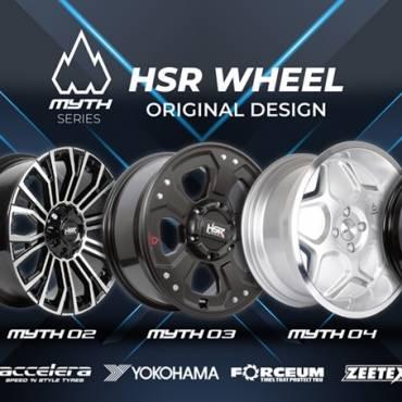 MYTH Series HSR Wheel, Mimpi yang Berubah Jadi Nyata