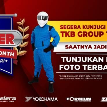 Haiser of the Month, Penghargaan untuk Customer Terbaik