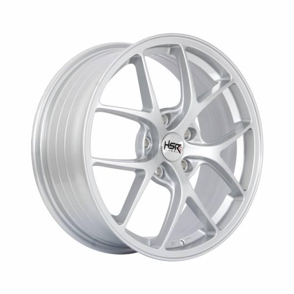 HSR Wurzburg F1 1009 Ring 17x7 H5x114.3 ET45 Silver1