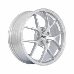 HSR Wurzburg F1 1009 Ring 18x8 Hole 5x114,3 ET45 Silver1