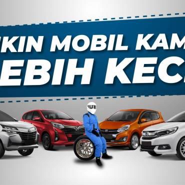 9 Variasi Velg Mobil, Dijamin Pake Merk Velg Terbaik!