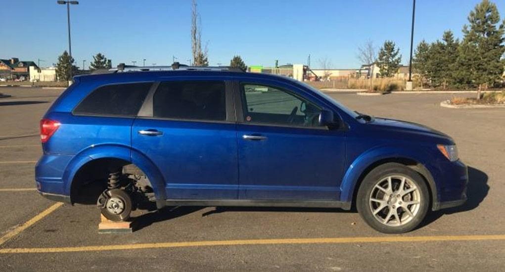 Penting, Inilah 3 Cara Mencegah Pencurian Velg Mobil!