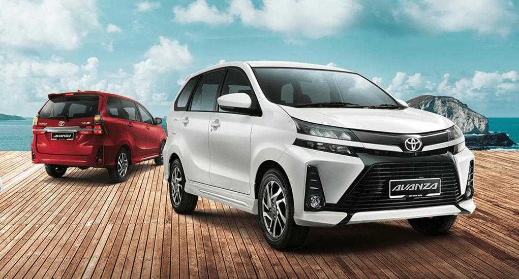 Tekanan Angin Ban Mobil Toyota Avanza