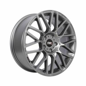 HSR Revenge JD8119 Ring 18x8 H5x114,3 ET42 Semi Matte Grey1
