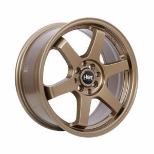 HSR Tokyo Ring 17x7,5 H8x100-114,3 ET40 Semi Matte Bronze1
