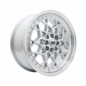 HSR MYTH06 Ring 17x7,5 H8x100-114,3 ET40 Silver Machine Lips1