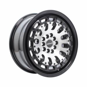 HSR MYTH07 Ring 16x7 H10x100-114,3 ET40 Black Machine Face1