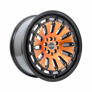 HSR MYTH07 Ring 18x8 H10x100-114,3 ET40 Black Bronze Face1