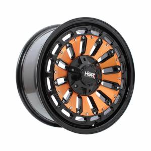 HSR MYTH07 Ring 18x8 H10x114,3-127 ET30 Black Bronze Face1