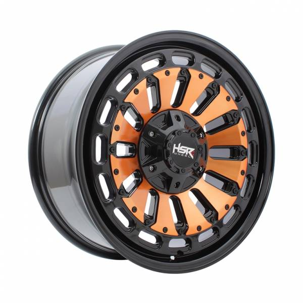 HSR MYTH07 Ring 18x8 H6x139,7 ET20 Black Bronze Face1