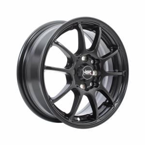 HSR Misaki RS U202 R14x55 H8x100-114,3 ET38 Semi Matte Black2