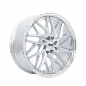 HSR Sepulu Ring 16x7 H8x100-114,3 ET40 Silver Machine Face Lips1