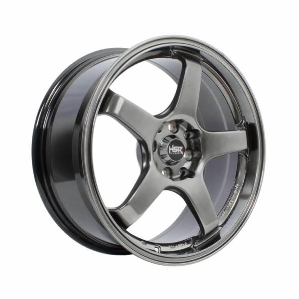 HSR Tendon U238 Ring 15x7 H8x100-114,3 ET38 Hyper Black1