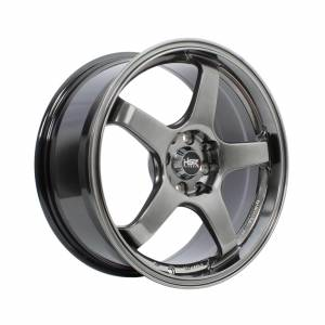 HSR Tendon U238 Ring 16x7 H8x100-114,3 ET38 Hyper Black1