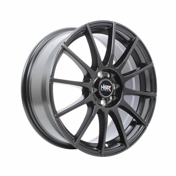 HSR Tolama UH002 Ring 15x6 H8x100-114,3 ET42 Semi Matte Black1