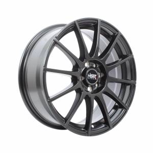 HSR Tolama UH002 Ring 17x7 H8x100-114,3 ET45 Semi Matte Black1