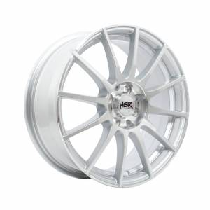 HSR Tolama UH002 Ring 17x7 H8x100-114,3 ET45 Semi Matte Face1