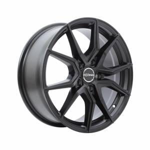 HSR Vital JD5270 Ring 17x7 H5x114,3 ET40 Semi Matte Black1
