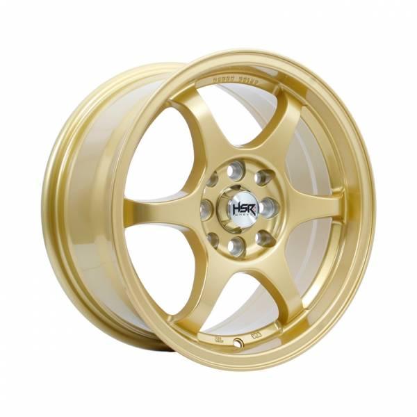 HSR Yuzawa U206 Ring 14x5,5 H8x100-114,3 ET38 Gold1