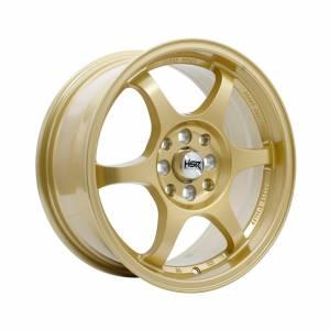 HSR Yuzawa U206 Ring 16x7 H8x100-114,3 ET38 Gold1