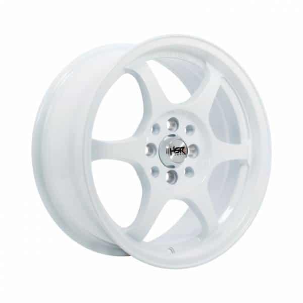 HSR Yuzawa U206 Ring 16x7 H8x100-114,3 ET38 White1