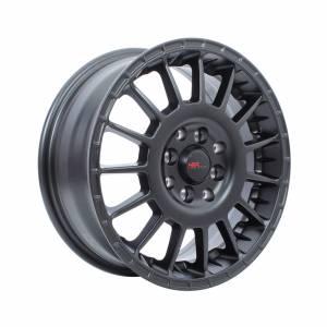 HSR Aarrow JD803 Ring 15x6,5 H8x100-114,3 ET45 Semi Matte Black1