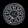 HSR Aimas 1804 Ring 17x7.5 H8x100-114,3 ET45 Semi Matte Black1
