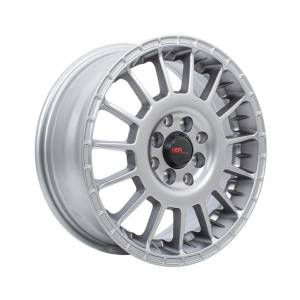 HSR Arrow JD803 Ring 15x6,5 H8x100-114,3 ET45 Semi Matte Grey1