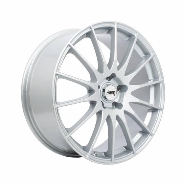 HSR Maudus 1178 Ring 19x8 H5x114,3 ET45 Silver1