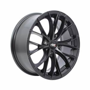 HSR Naples JD140 Ring 16x7 H4x100 ET38 Sei Matte Black1