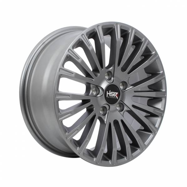 HSR WEB JD801 Ring 16x7 H5x114,3 ET45 Semi Matte Grey1
