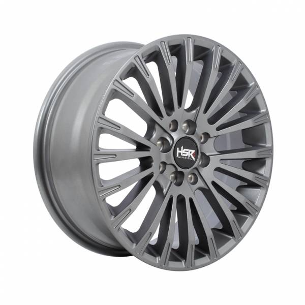 HSR WEB JD801 Ring 16x7 H8x100-114,3 ET45 Semi Matte Grey1