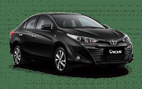 Eksterior Toyota Vios