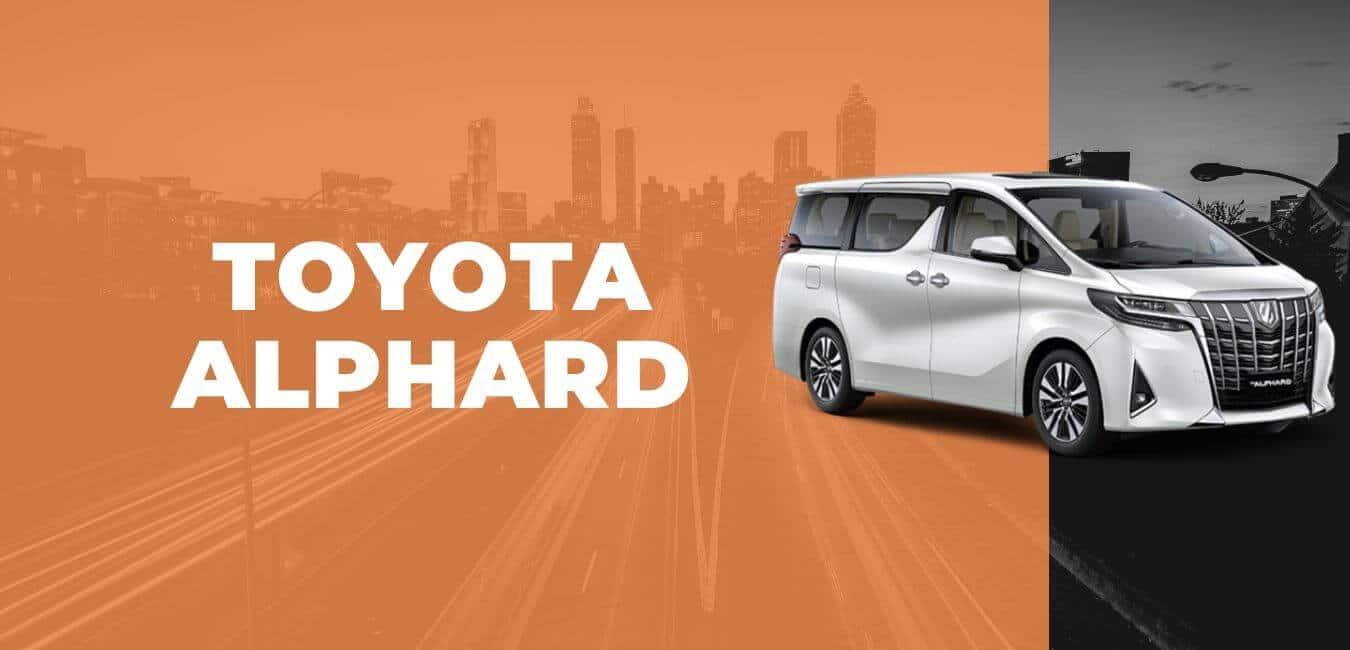 Spesifikasi & Harga Baru-Bekas Mobil Toyota Alphard 2020