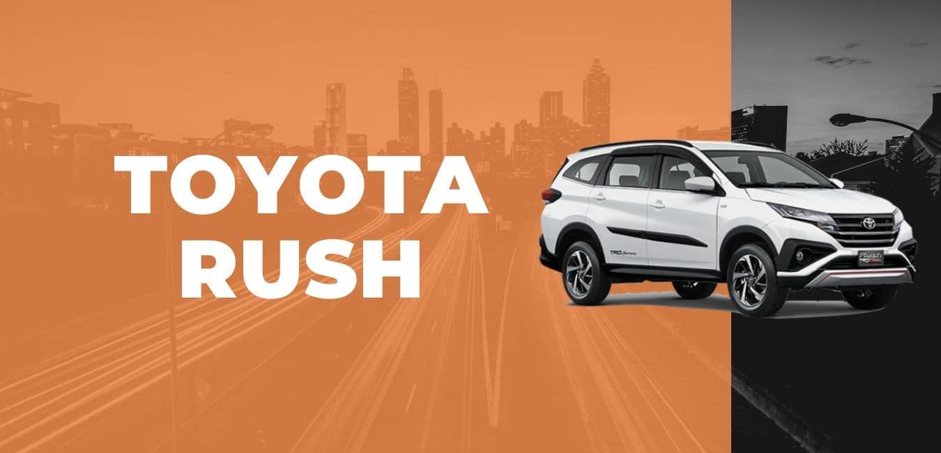 Spesifikasi & Harga Baru-Bekas Mobil Toyota Rush 2020