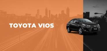 Spesifikasi & Harga Baru-Bekas Mobil Toyota Vios