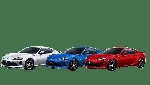 Warna Toyota 86